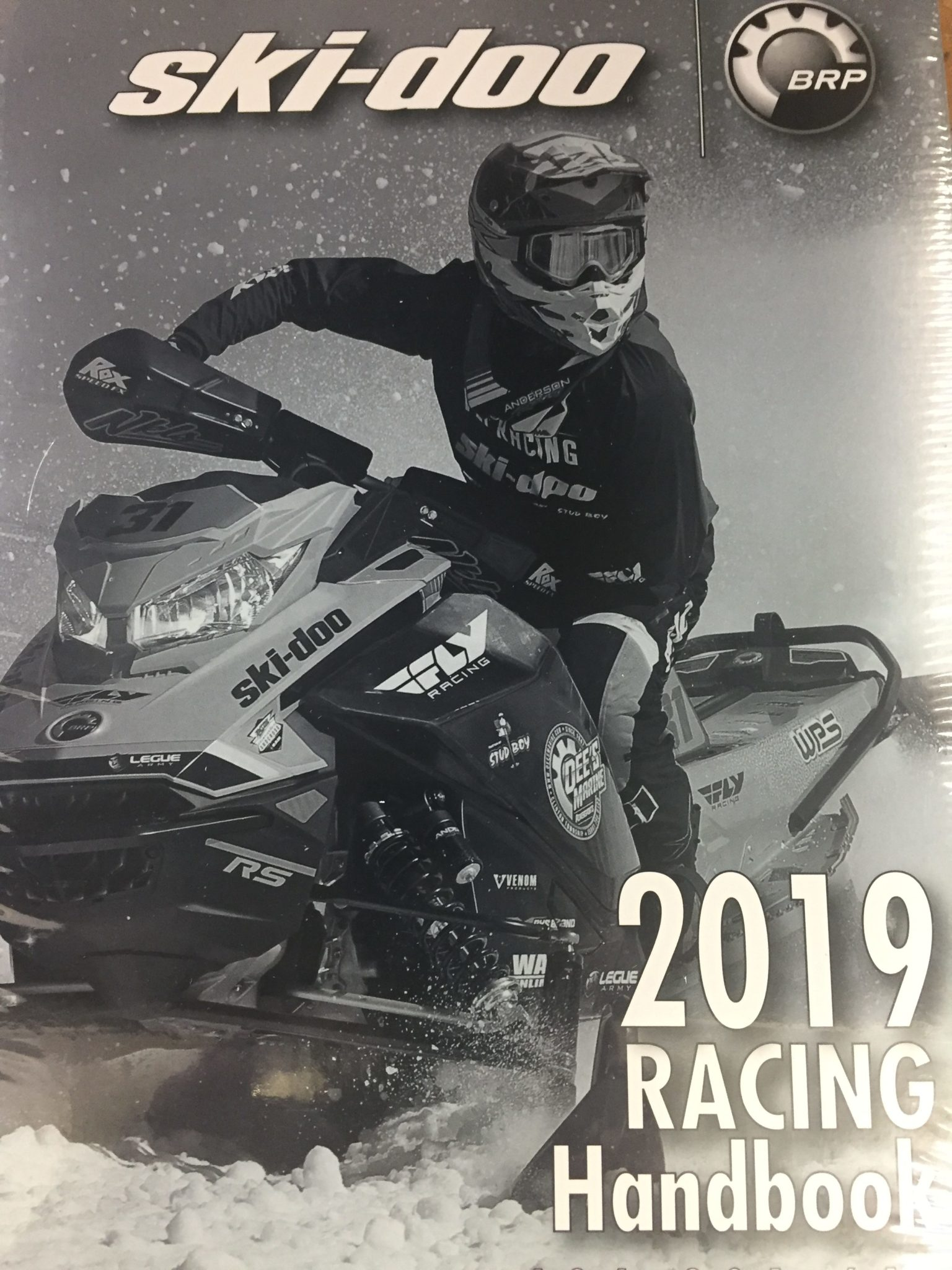 Ski-Doo Race Manual