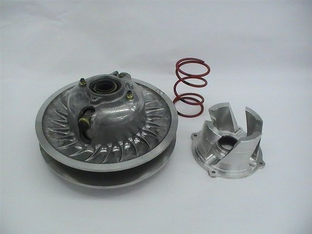 Team Tied Clutch/with helix and spring