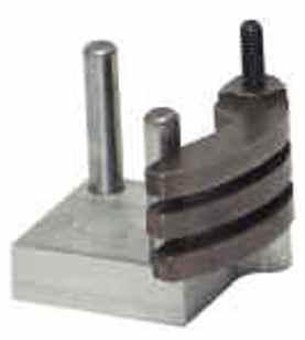 Ramp grinding block